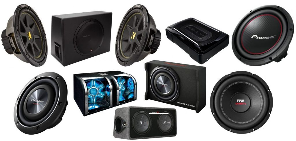 We review the best subwoofers for your car for the money