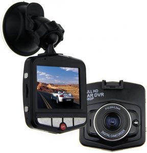 A highly rated dashboard camera