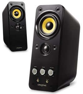A great pair of speakers for the computer