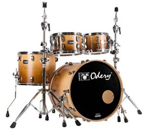 A high quality, highly rated drum set