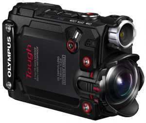 Olympus' high-quality best action camera