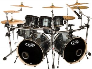 A beastly drum set if you wanted more than 5 pieces