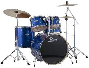 Another one of Pearl's best drum sets