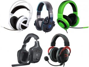 We review the best gaming headsets priced at under 100 dollars
