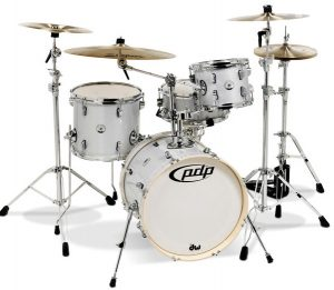 One of the best drum kits out there if you have the cash