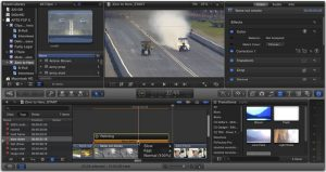 Apple's Final Cut Pro X is our favorite vlogging software