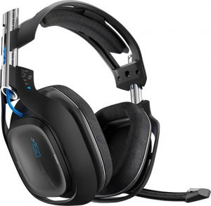 Another higher-end wireless headset here