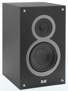 Just one speaker here, but it's the best in it's class