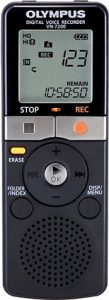 Another one of the best voice recorders for the money