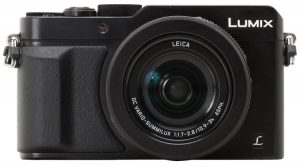 The Lumix line of digital cameras are great for starters