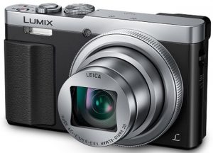 The last but still considered best digital camera for music festivals