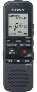 One of the best voice recorders in the market