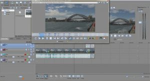 Another one of the best video editing software by Sony