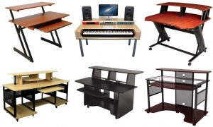 We Found Some Solid Desks For Your Home Music Studio