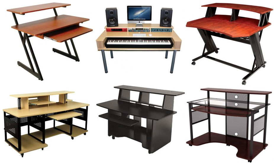 Marvelous The Best Studio Desk For Music Recording And Producing The Home Interior And Landscaping Palasignezvosmurscom