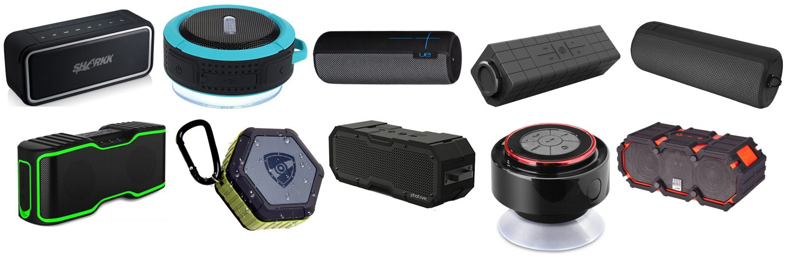 The Top 10 Best Waterproof Bluetooth Speakers For The Money The Wire Realm