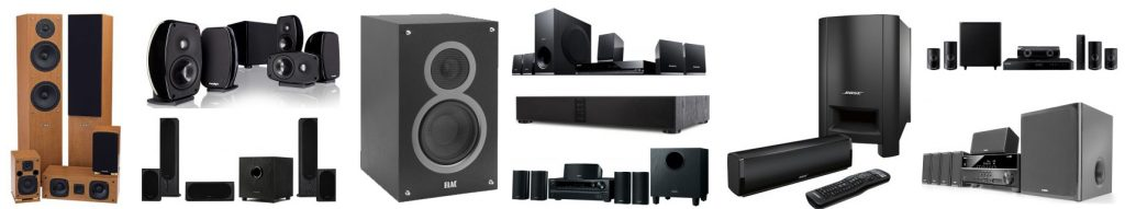 We review the very best home theater speaker systems in the market