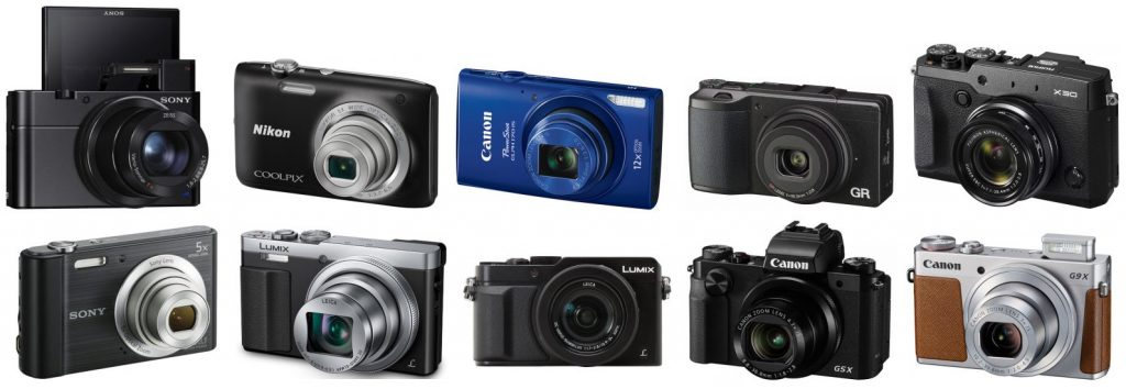 We review the ten best point-and-shoot cameras for the money