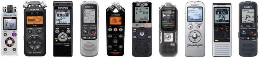 We review the best voice recorders for the money
