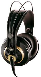 AKG's best studio headphones for beginners