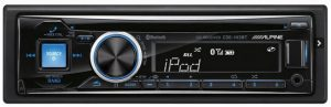 Alpine's best Bluetooth car stereo receiver