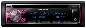 Another one of Pioneer's best car stereos with Bluetooth