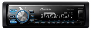 Pioneer MVH-X370BT Car Stereo with Bluetooth