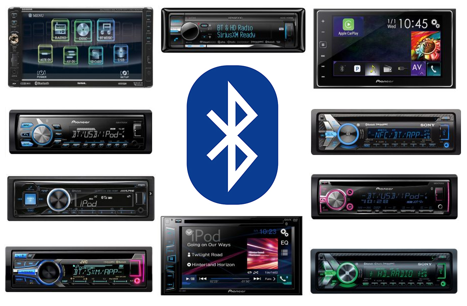pioneer bluetooth car stereo how to connect