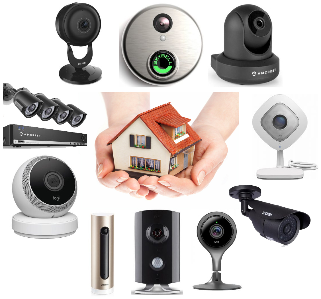 The Top Best Home Security Camera Systems The Wire Realm - Best home security system
