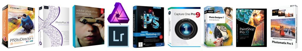 We take a look at the best photo editing software and programs in the world