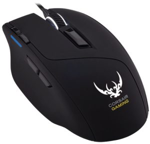 A very highly rated gaming mouse by Corsair