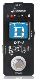 Another great guitar tuner in pedal style