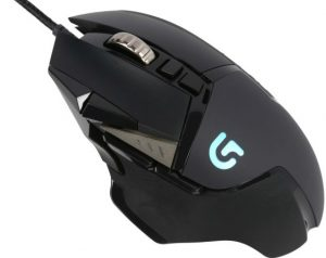Another one of the best gaming mice by Logitech