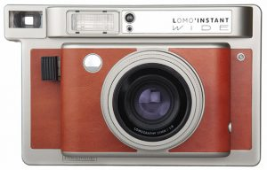 A brand new instant camera if you want a fresh model