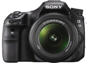 Sony's best beginners DSLR camera