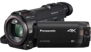 Another one of the best video cameras for an under $1,000 buck budget