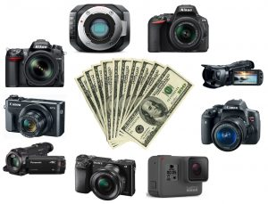 Here are our top choices for the best video cameras for an under 1,000 dollar budget