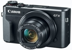 An advanced but quite affordable camera with video