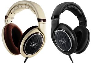 A famous pair of over-ear studio-grade headphones