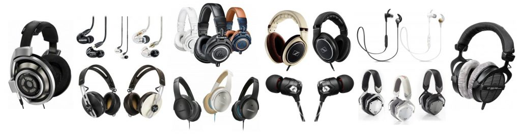 Which pair of headphones are the best for me? Which type should I buy?