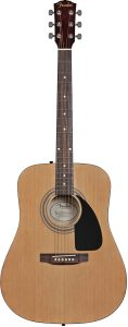 Another Fender acoustic guitar considered to be the best