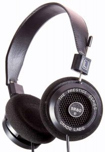 We love Grado's on-ear headphones here