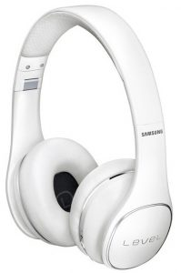 Nearing the bottom of our list, Samsung's headphones with an on-ear build