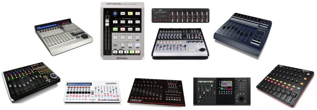 The Top 10 Best Control Surfaces in the Market - The Wire Realm