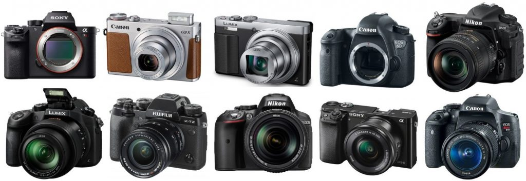 The Top 10 Best Digital Cameras – The Ultimate Buying Guide - The ...