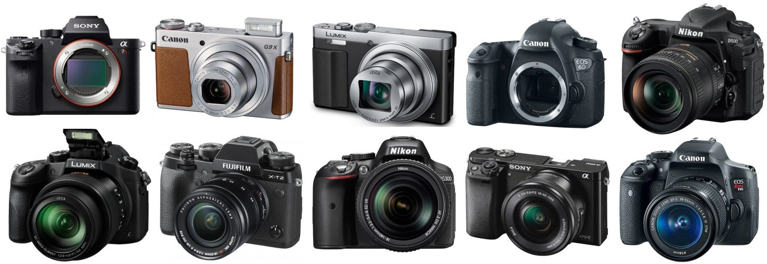 The Top 10 Best Digital Cameras – The Ultimate Buying ...