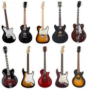 We review the best electric guitars