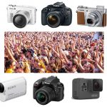 The Best Camera for Music Festivals