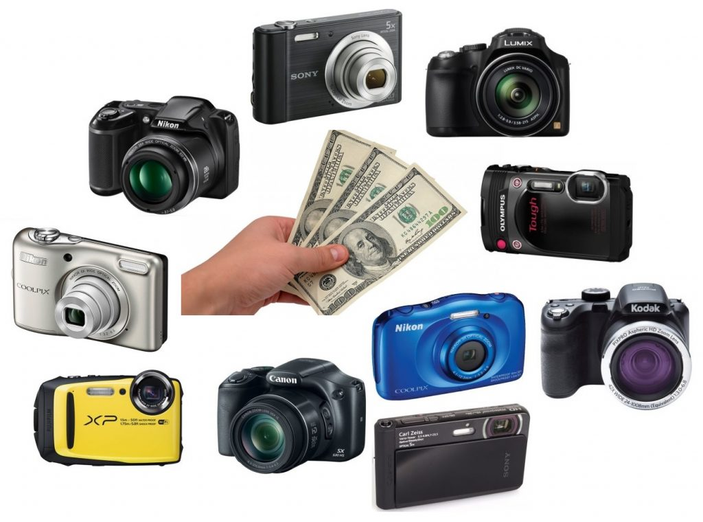 Camera price points are important to understand