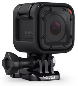 A pick for the best beginner video camera if you want a POV cam